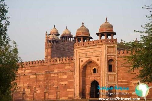 مدينة فاتحبور سيكري في الهند