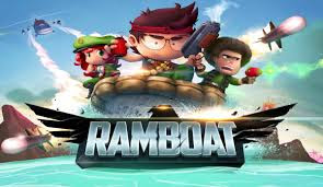 Ramboat: Hero Shooting Game v2.4.0 MOD APK Android