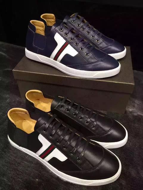 Giày thể thao Gucci da bóng 1.500.000 VNĐ