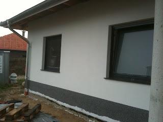 Wohnqueen vom gelb zu wei - Fensterrahmen innen streichen ...
