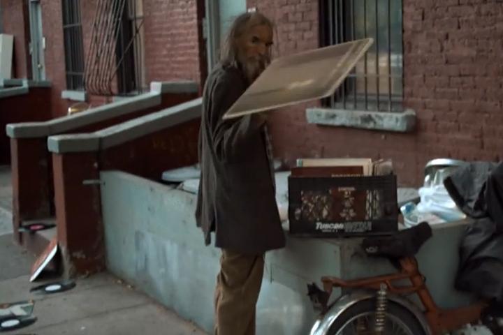 Roy Kafri 's videoclip by Vania Heymann