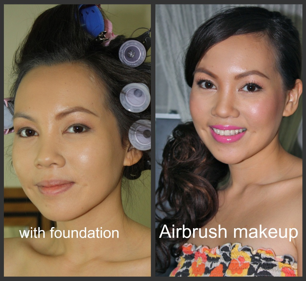 Airbrush Vs Traditional Wedding Makeup : Beauty Make up and so much more: April 2011
