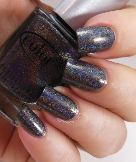 Color Club Halo Hues Beyond swatch
