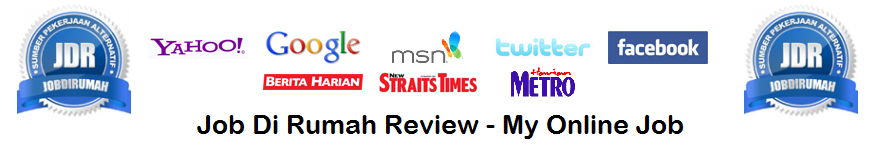 Job Di Rumah Review - My Online Job