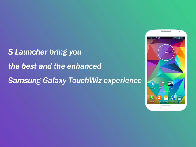 Download S Launcher (Galaxy S6 Launcher) Prime v3.9 Cracked Apk For Android