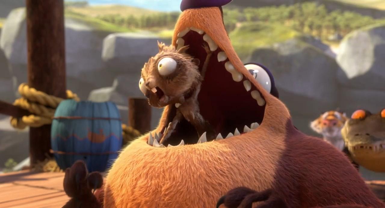 Uuups! El Arca nos Dejó (2015) BRrip 720p Latino [Mega]
