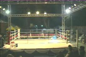 Boxeo en San Juan del Sur
