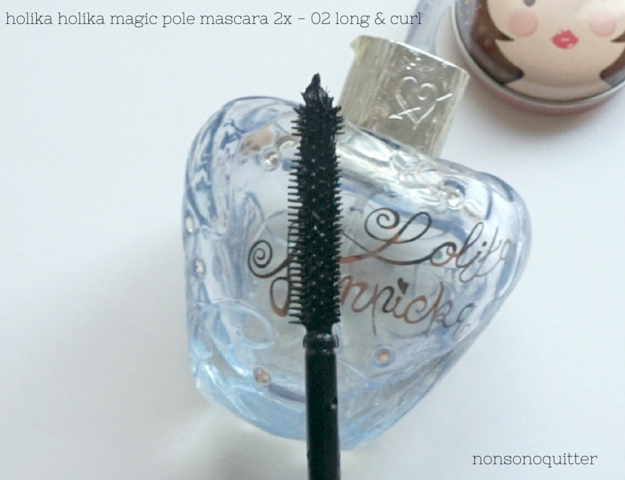 I've Got the Magic Pole - Holika Holika Magic Pole Mascara 2X 02 Long & Curl Review