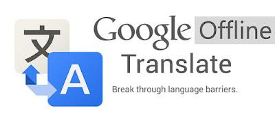 Google Translate Tanpa Terhubung Internet