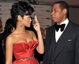 Gossips // Rihanna A T'elle Viré Jay Z Suite A l'annonce De La grossesse De Beyonce?