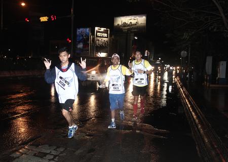 Yamaha Glow Run Night Semarang