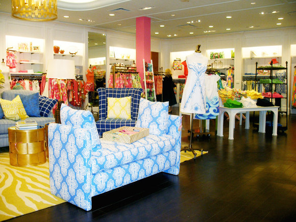 haymarket designs lilly pulitzer furniture update. Black Bedroom Furniture Sets. Home Design Ideas
