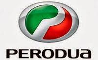 Jawatan Kerja Kosong Perusahaan Otomobil Kedua Sdn Bhd (PERODUA) logo