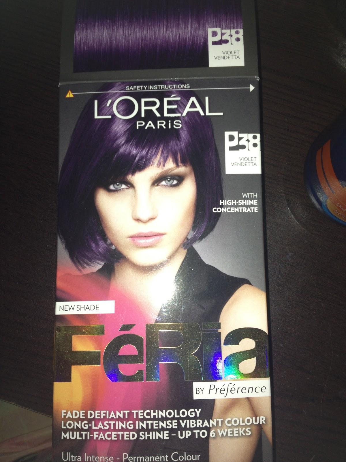 Sophs Posts New Hair Colour