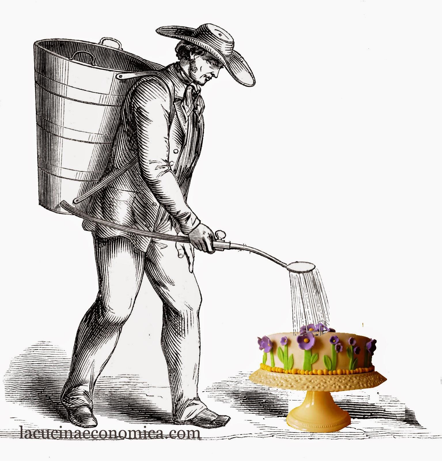 Come fare la bagna per le torte