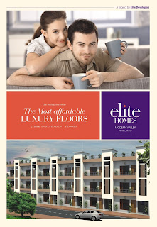 ELITE HOMES Kharar, 2BH Floors