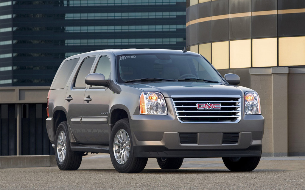 2013 gmc yukon xl hybrid hd wallpapers cars wallpapers hd. Black Bedroom Furniture Sets. Home Design Ideas