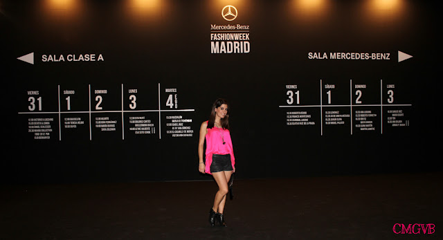 diana dazzling, fashion blogger, fashion, blog,  cmgvb, como me gusta vivir bien, MBFW, madrid, fashion week, fluor, fluor tank