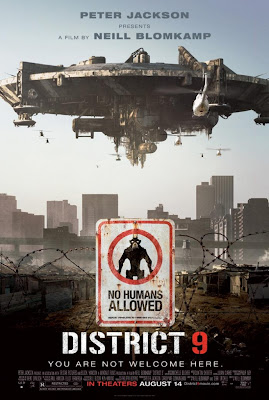 Watch District 9 2009 BRRip Hollywood Movie Online | District 9 2009 Hollywood Movie Poster