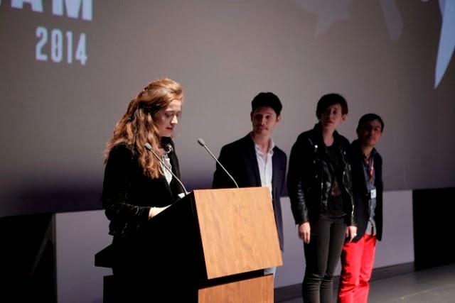 Los ganadores del @FICUNAM 2014
