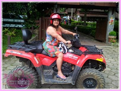 Aluguel de quadriciclo em Maringá em Visconde de Mauá