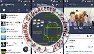 BBM Mod Linier Themes Line Messenger V2.9.0.45 Apk