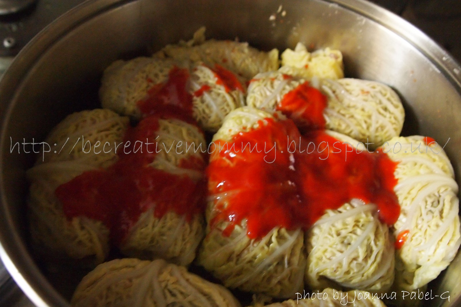 ... lifestyle Blog / Crafts: Make Polish Stuffed Cabbage Rolls - Golabki