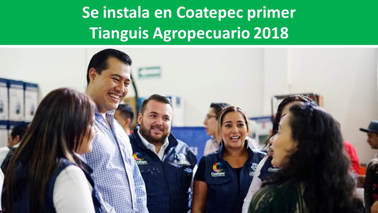 Tianguis Agropecuario 2018