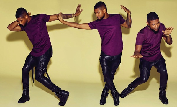 Whoop Whoop! Usher Announces New Album Coming In 2016!