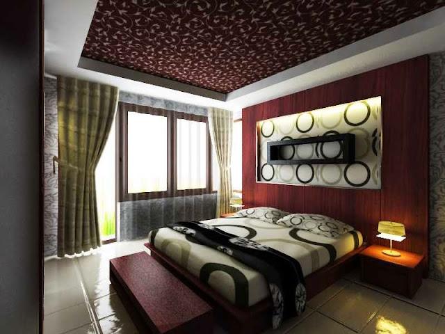 Gambar Interior Kamar Tidur Utama