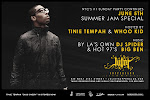 Tinie Tempah at Juliet