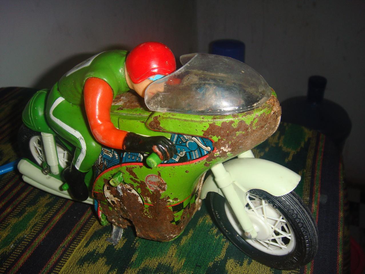 TOKO BARANG ANTIK Tintoy Moto Racing Jadoel