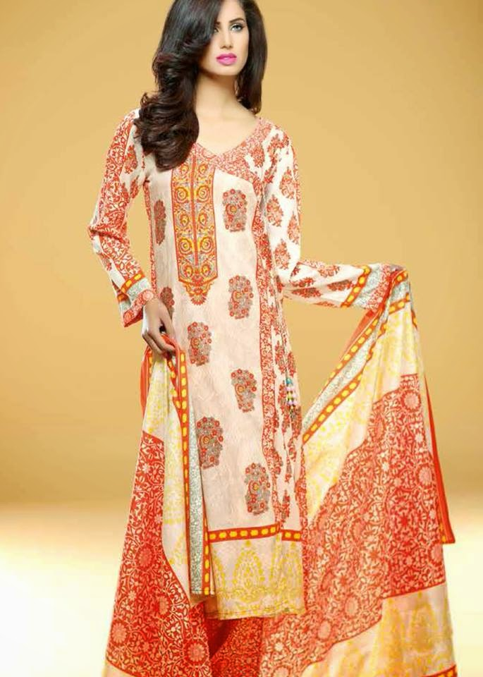 2015 summer lawn collection by shariq