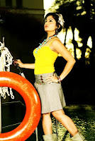 Actress Madhavi Latha short