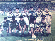 Club Olimpia - Paraguay 1993