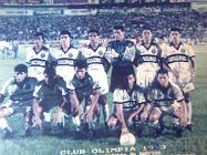 Club Olimpia - Paraguay 1993