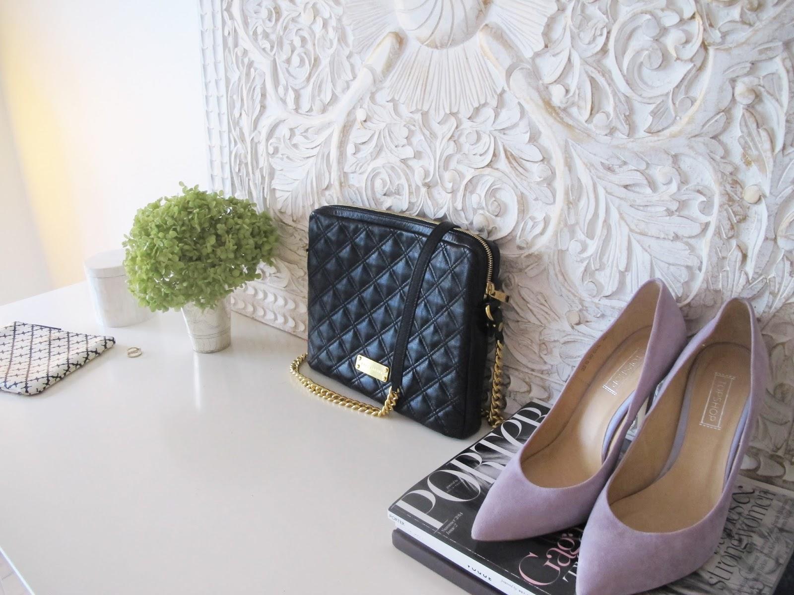 Home Decor, interior blog, fashion blog, Marc Jacobs bag, By Malene Birger, Day Home, trätavla affari, Drawer, byrå, ikea, Hemnes