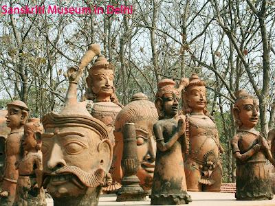Sanskriti Museum in Delhi
