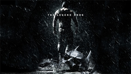 The Dark Knight Rises 2012 Wallpaper