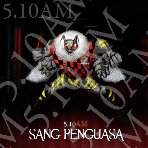 Support Bruneian Artists! ♥ ♥: SANG PENGUASA (LYRICS