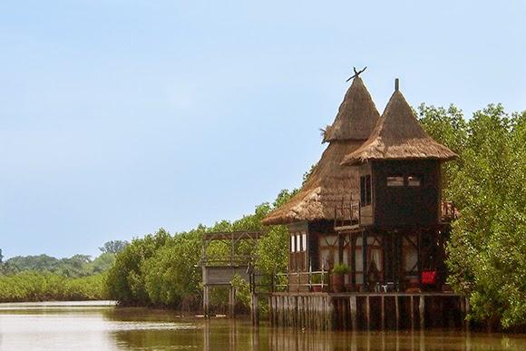 mandina river lodges gambia