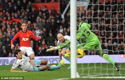 Xem lại đầy đủ trận Man United vs West Ham