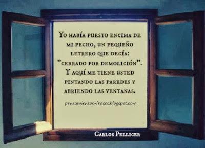 frases de Carlos Pellicer