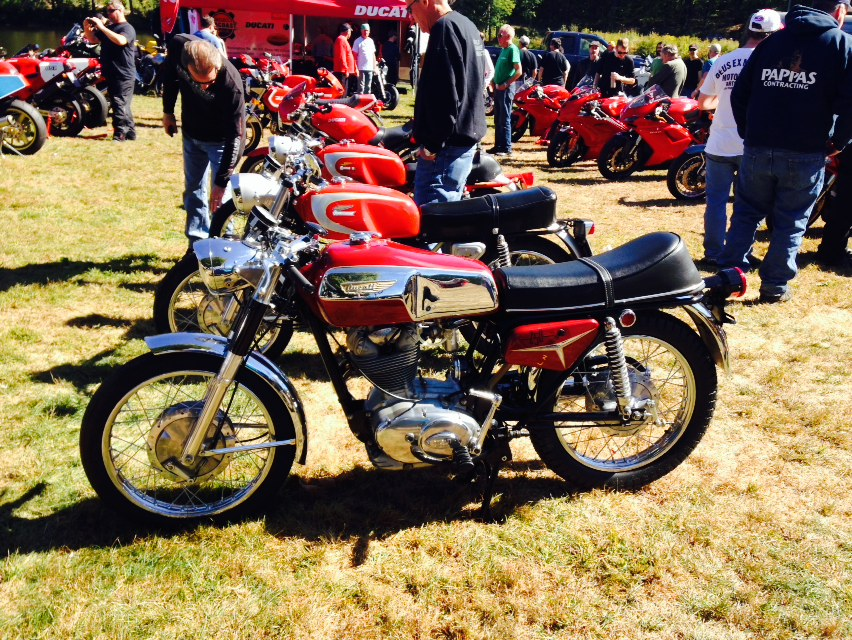 1969 Ducati 250 MK3D