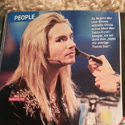 foto-Bill-kaulitz-revista-alemana-tokio hotel-official-humanoid-colombia-fanclub
