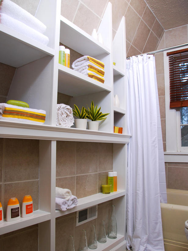 Small Bathroom Storage Ideas Pinterest