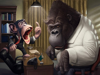 Monkey and kingkong funny pictures