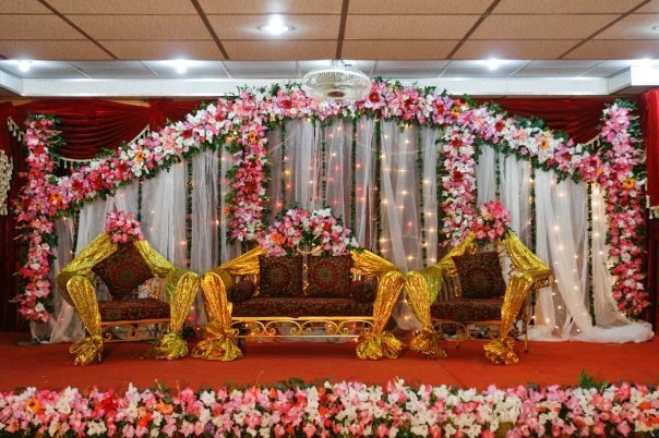 Wedding bangladesh stage decoration stage decoration junglespirit Gallery