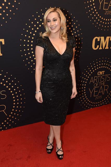 Singer, @ Kellie Pickler - CMT Artists of the Year in Nashville