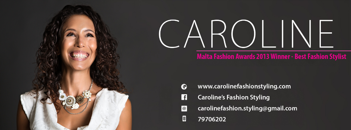 Caroline's Fashion Styling - Stylist Caroline Paris